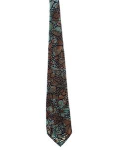 1970's Mens Necktie