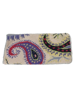 1960's Unisex Accessories - Glasses Case