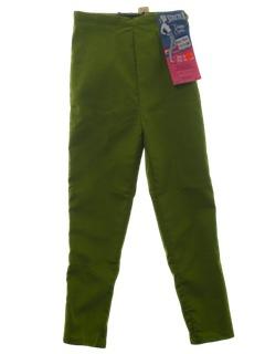 1960's Womens Pants