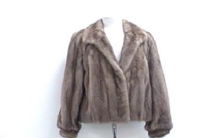 1970's Womens Mink Jacket*