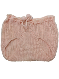 1960's Womens/Childs Accessories - Diaper Cover