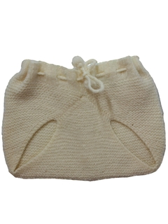 1960's Unisex/Childs Accessories - Diaper Cover