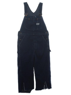 1980's Mens Overalls