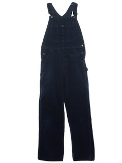 1990's Mens Denim Overalls