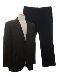 1970's Mens Combo Suit