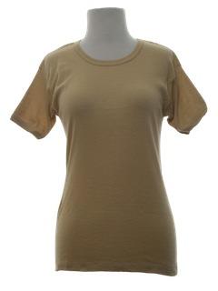 1970's Womens Babydoll T-Shirt