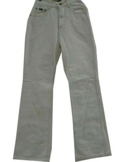 1990's Womens Flares Pants