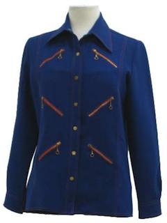 1970's Womens Jacket*