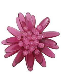 1960's Womens Accessories - Broach