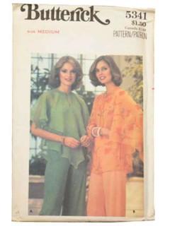1970's Women Pattern