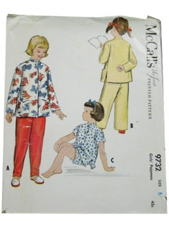 1950's Childs Pattern