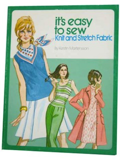 1970's Sewing Book
