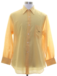 1970's Mens Dress Shirt