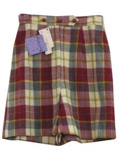 1960's Womens Shorts*
