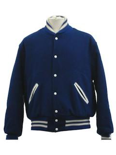 1980's Mens Varsity Jacket*