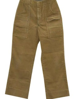 1970's Womens Corduroy Pants