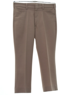 1970's Mens Flares Pants