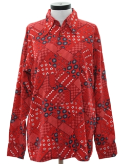 1960's Womens Blouse