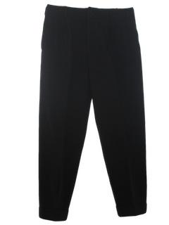 1950's Mens Mod Pleated Slacks Pants*