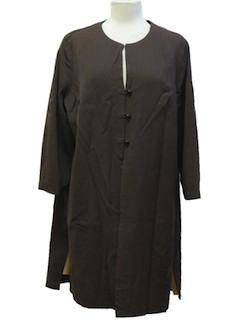 1960's Womens Gabardine Coat