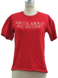1970's Womens T Shirt