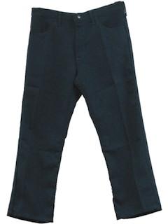 1970's Mens Flare Pants