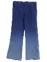 Mens Bellbottom Pants