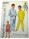 Mens/Boys Pattern