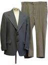 Mens Combination  Suit
