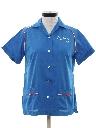 Womens Bowling Shirt