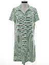 Womens Knit Shift Dress