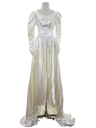 Womens Wedding Gown Dress