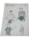 Mens/Childs Pattern