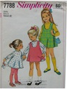 Womens/Childs Sewing Pattern