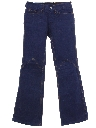 Unisex Bellbottom Jeans Pants