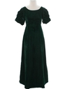 Womens Cocktail or Prom Maxi Dress or Town Gown