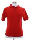 Mens Mod Knit Polo Shirt