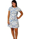 Womens Mini Day Dress