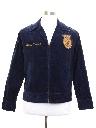 Unisex Corduroy Future Farmers of America Zip Jacket