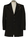Mens Brown Tuxedo Jacket