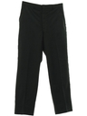 Mens Mod Wool Pants