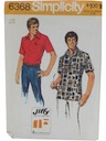 Mens Sewing Pattern