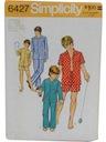 Mens/Boys Sewing Pattern