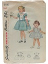 Womens/Child Dress Pattern