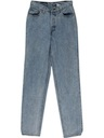Womens Totally 80s Acid Wash Levis Jeans Pants