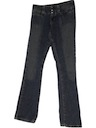 Womens Flared Jeans Pants