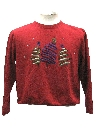 Womens Ugly Christmas Sweatshirt