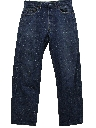 Mens Totally 80s Acid Washed Levis Jean Pants