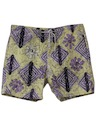 Mens Totally 80s Style Shorts