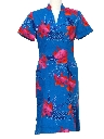 Womens Hawaiian Dress